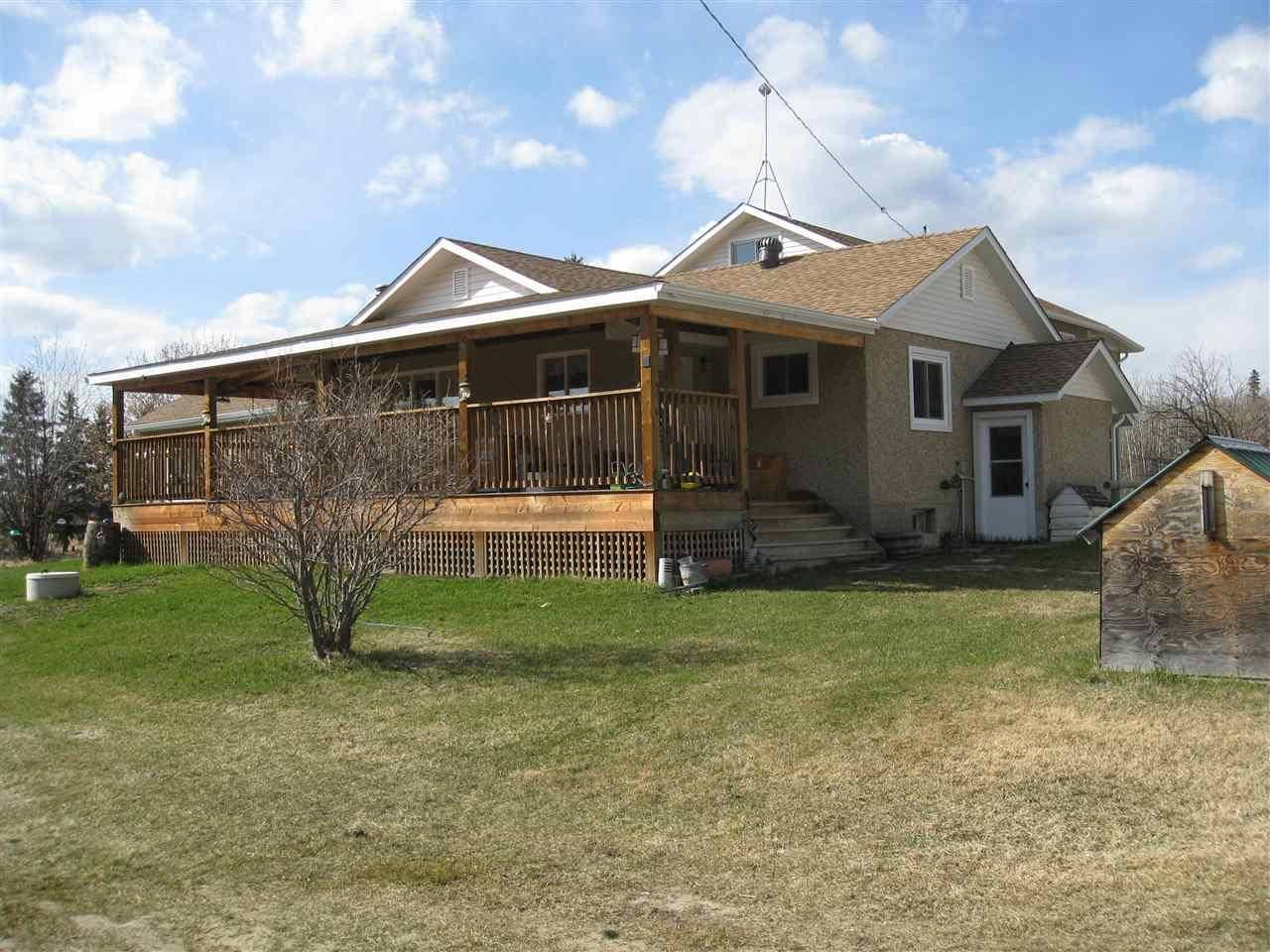 House for sale at 2418 Twp Rd Rural Lac Ste. Anne County Alberta - MLS: E4153813