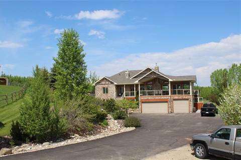 House for sale at 24188 Aspen Dr Northwest Rural Rocky View County Alberta - MLS: C4236405