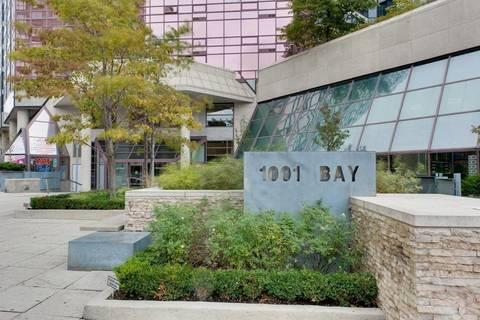 Condo for sale at 1001 Bay St Unit 2419 Toronto Ontario - MLS: C4505566