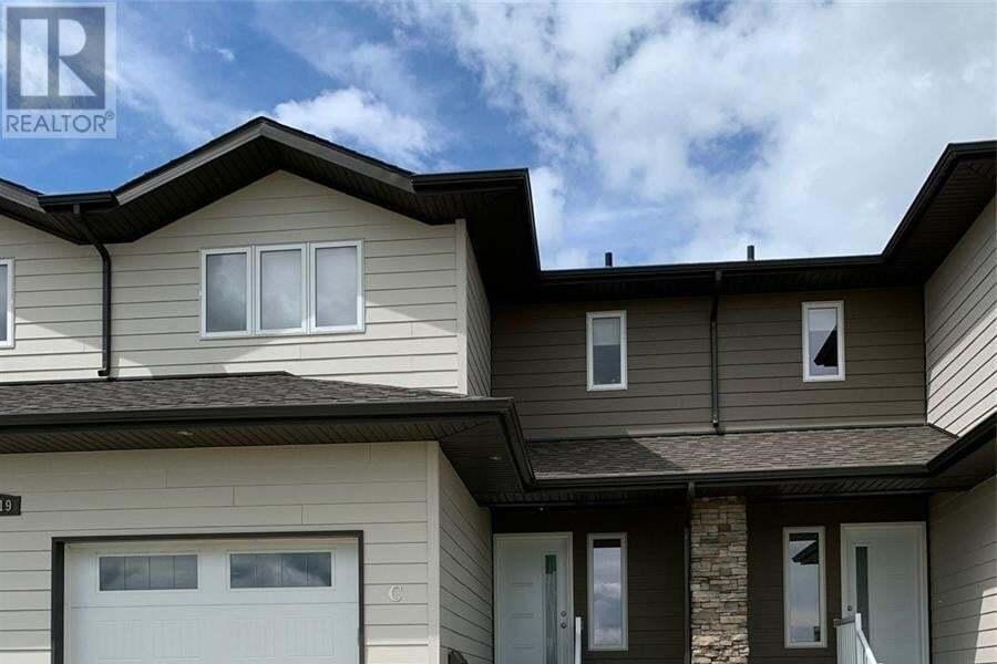 Townhouse for sale at 2419 Henderson Dr North Battleford Saskatchewan - MLS: SK817362