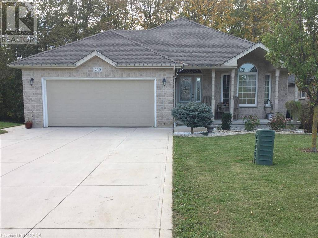 House for sale at 242 16th Avenue Cres Hanover Ontario - MLS: 217300