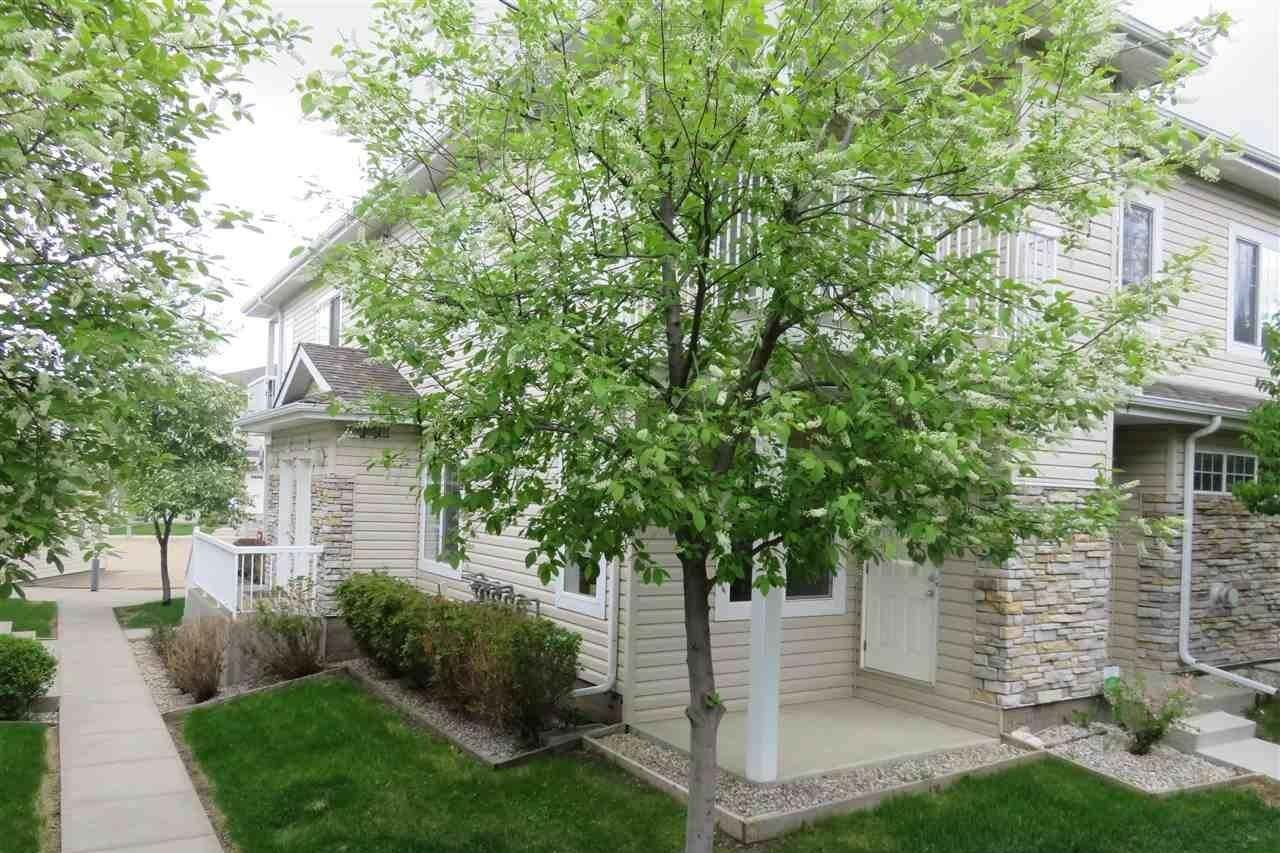 Townhouse for sale at 460 Cranberry Wy Unit 242 Sherwood Park Alberta - MLS: E4187431