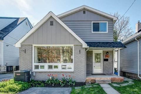 House for sale at 242 Bowman St Hamilton Ontario - MLS: X4457803