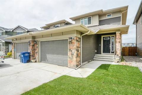 Townhouse for sale at 242 Canals Cs Airdrie Alberta - MLS: C4255115