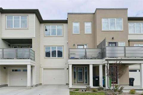 Townhouse for sale at 242 Cityscape Ln Northeast Calgary Alberta - MLS: C4241280