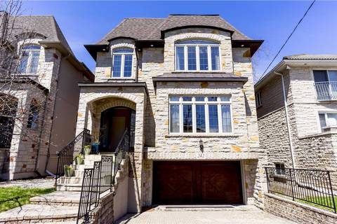 House for sale at 242 Dunforest Ave Toronto Ontario - MLS: C4428557