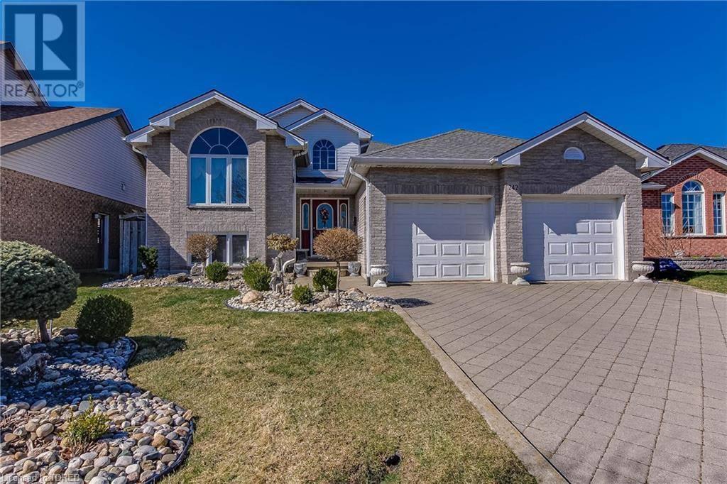 House for sale at 242 Ferguson Dr Woodstock Ontario - MLS: 244042