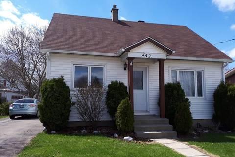 House for sale at 242 Fraser St Pembroke Ontario - MLS: 1132846