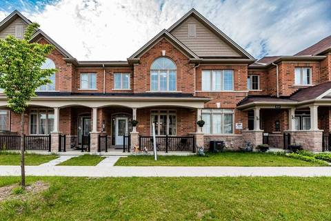 Townhouse for sale at 242 Inspire Blvd Brampton Ontario - MLS: W4489595