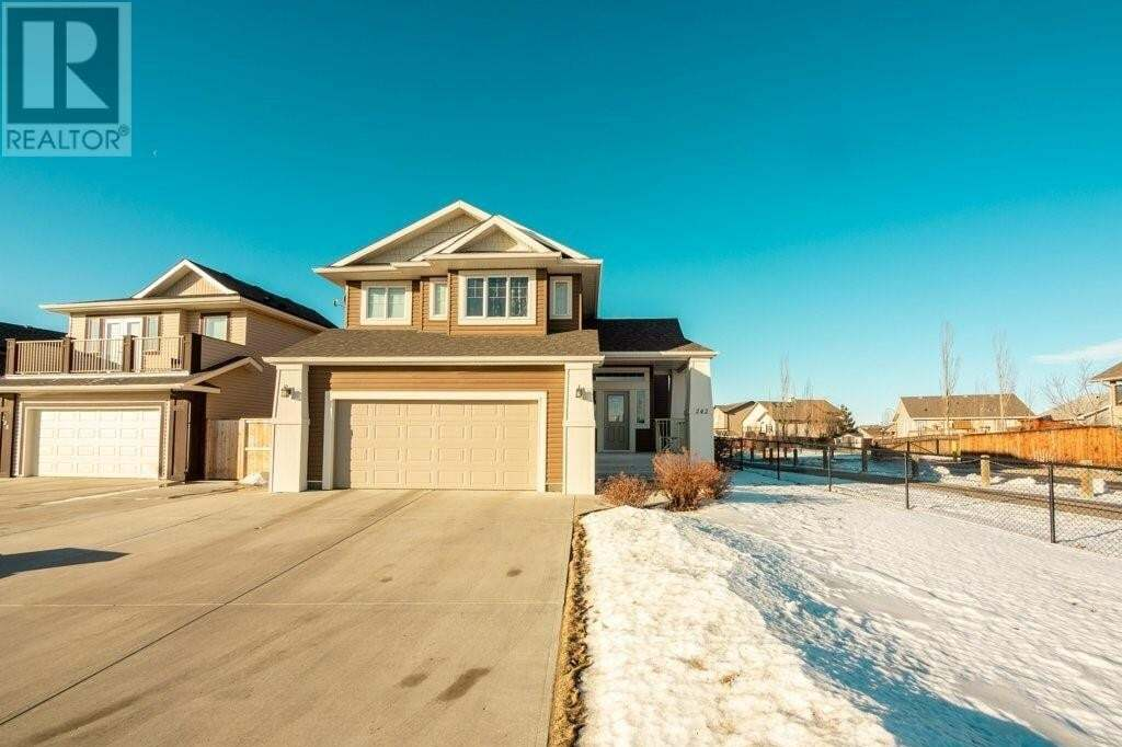 House for sale at 242 Lettice Perry Rte North Lethbridge Alberta - MLS: ld0185187