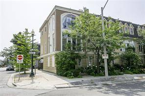 Townhouse for rent at 242 Randall St Oakville Ontario - MLS: O4507897