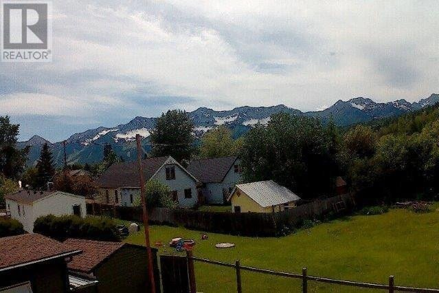 Residential property for sale at 242 Riverside Dr Fernie British Columbia - MLS: X4729353
