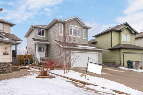 House for sale at 242 Silverstone Cres Stony Plain Alberta - MLS: E4136281