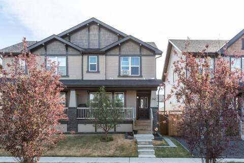 Townhouse for sale at 242 Skyview Ranch Blvd NE Calgary Alberta - MLS: A1029640