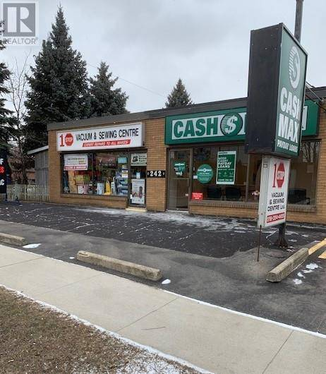 Commercial property for sale at 242 St Clair St Chatham Ontario - MLS: 19012189