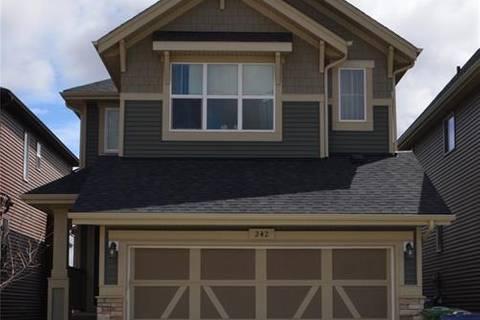 House for sale at 242 Sunrise Vw Cochrane Alberta - MLS: C4243861