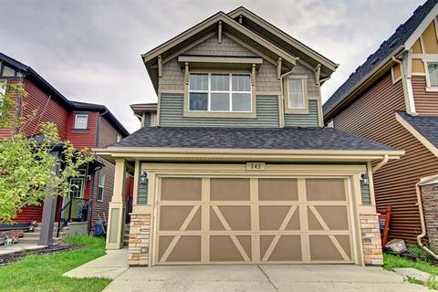 House for sale at 242 Sunrise Vw Cochrane Alberta - MLS: C4263723