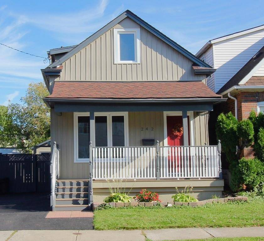 House for sale at 242 Weir St N Hamilton Ontario - MLS: H4065721