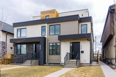 Townhouse for sale at 2420 24a St Southwest Calgary Alberta - MLS: C4226793