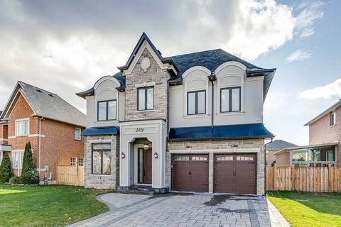 House for sale at 2420 Eighth Line Oakville Ontario - MLS: W4631984