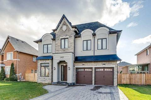 House for sale at 2420 Eighth Line Oakville Ontario - MLS: W4716021