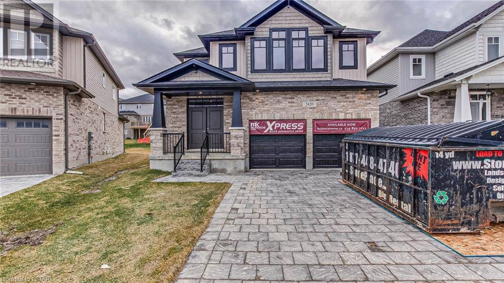 House for sale at 2420 Leeds Crossing London Ontario - MLS: 251482