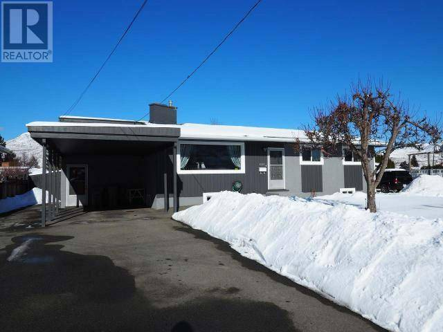 House for sale at 2420 Tranquille Road  Kamloops British Columbia - MLS: 156162