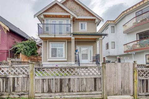 Townhouse for sale at 2420 Triumph St Vancouver British Columbia - MLS: R2435665