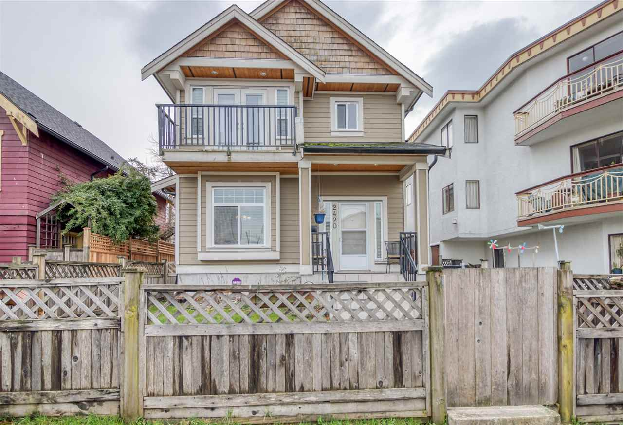 Removed: 2420 Triumph Street, Vancouver, BC - Removed on 2020-03-04 04:30:28