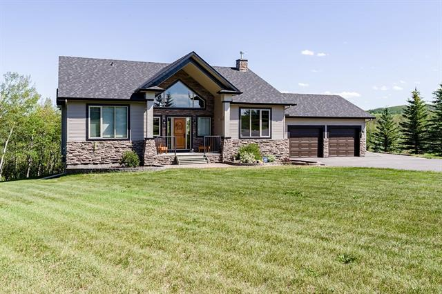 Sold: 242024 1106 Drive West, Rural Foothills Md, AB