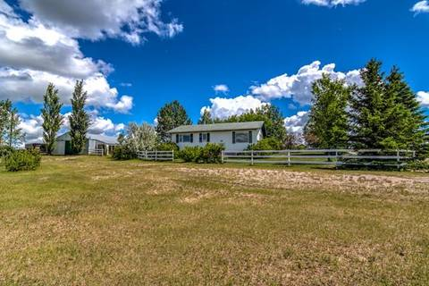 House for sale at 242033   Rural Wheatland County Alberta - MLS: C4233711