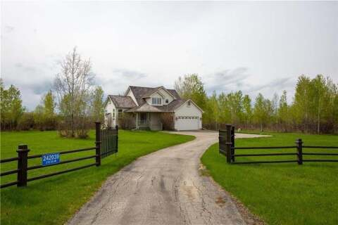House for sale at 242039 215 St W Rural Foothills County Alberta - MLS: C4299377