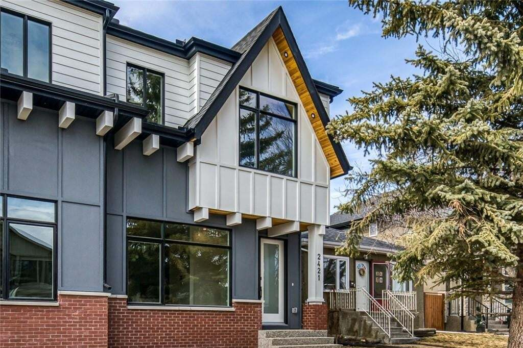 Townhouse for sale at 2421 25a St SW Killarney/glengarry, Calgary Alberta - MLS: C4299156
