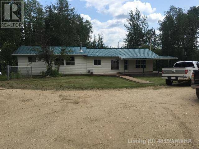 House for sale at 2421 Mamowintowin Dr Wabasca-desmarais Alberta - MLS: 48199