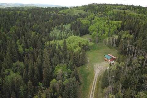 Home for sale at 242169 306 St West Rural Foothills County Alberta - MLS: C4299509