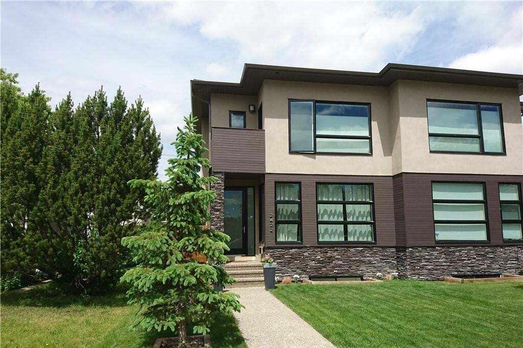 Townhouse for sale at 2422 Bowness Rd NW West Hillhurst, Calgary Alberta - MLS: C4299613