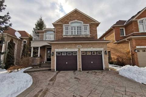 House for sale at 2422 Hertfordshire Wy Oakville Ontario - MLS: W4689550