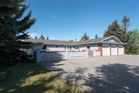 House for sale at 24227 Aspen Dr Rural Rocky View County Alberta - MLS: C4252712