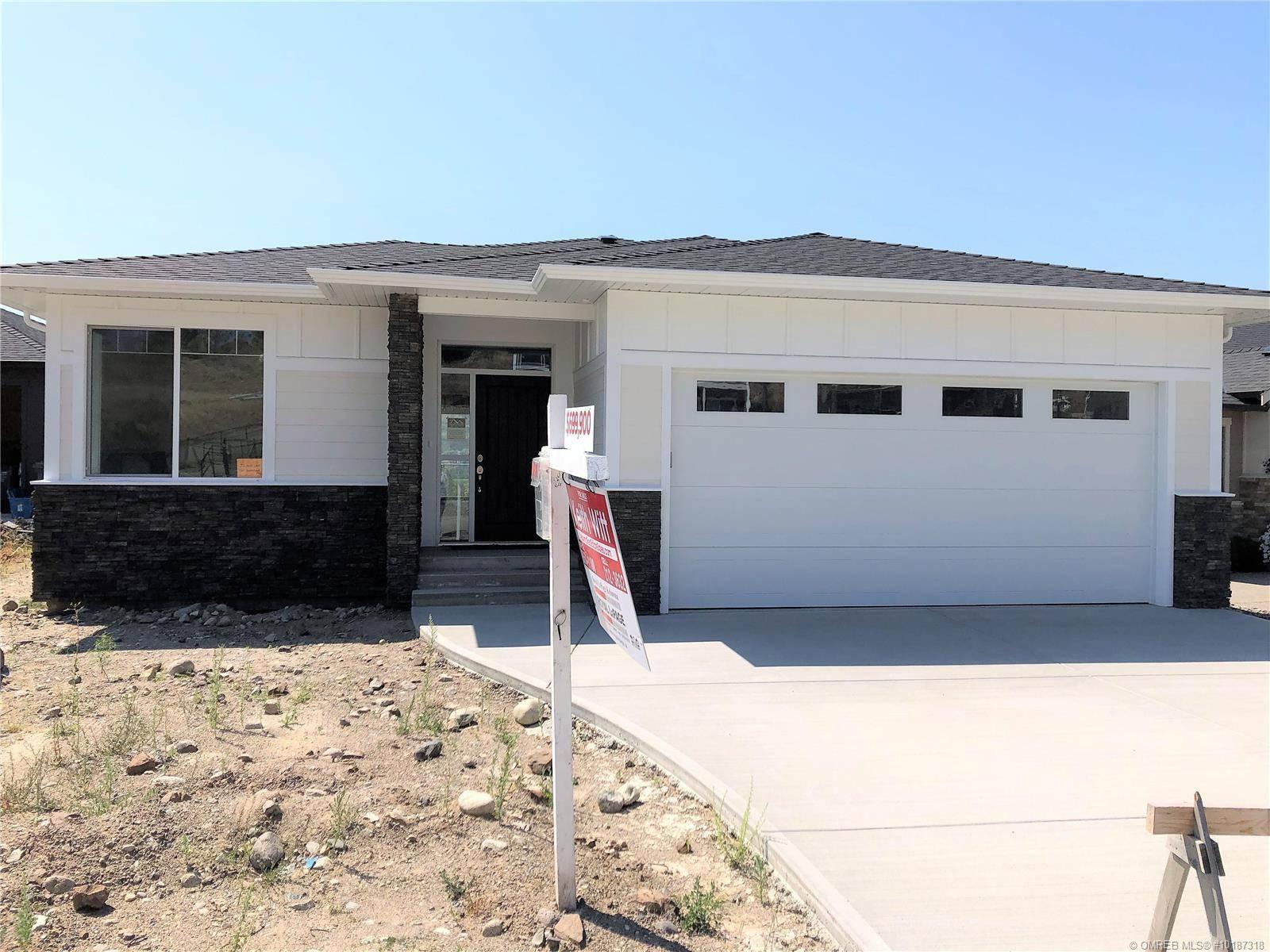 House for sale at 2423 Saddleback Wy West Kelowna British Columbia - MLS: 10187318