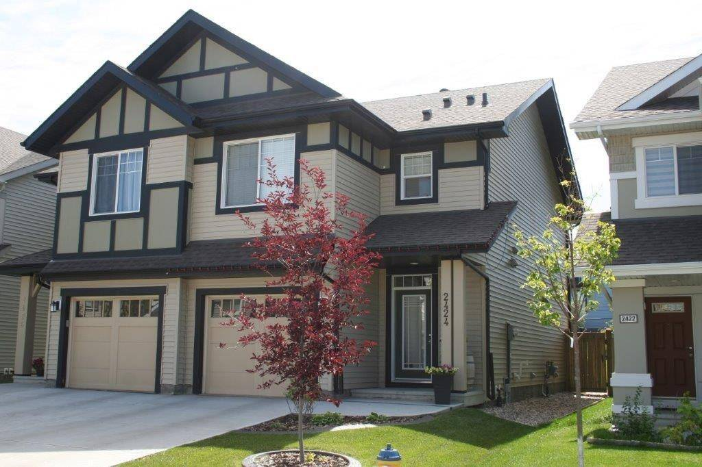 Townhouse for sale at 2424 Cassidy Wy Sw Edmonton Alberta - MLS: E4180697