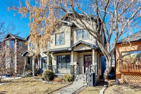 Townhouse for sale at 2425 24a St Southwest Calgary Alberta - MLS: C4235778