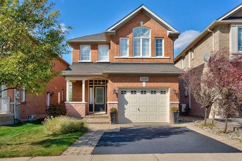 House for sale at 2425 Hilda Dr Oakville Ontario - MLS: W4587962