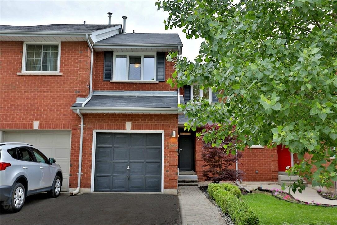 Sold: 2425 New Wood Drive, Oakville, ON