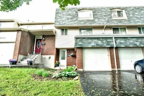 Townhouse for sale at 2425 Southvale Cres Ottawa Ontario - MLS: 1157502