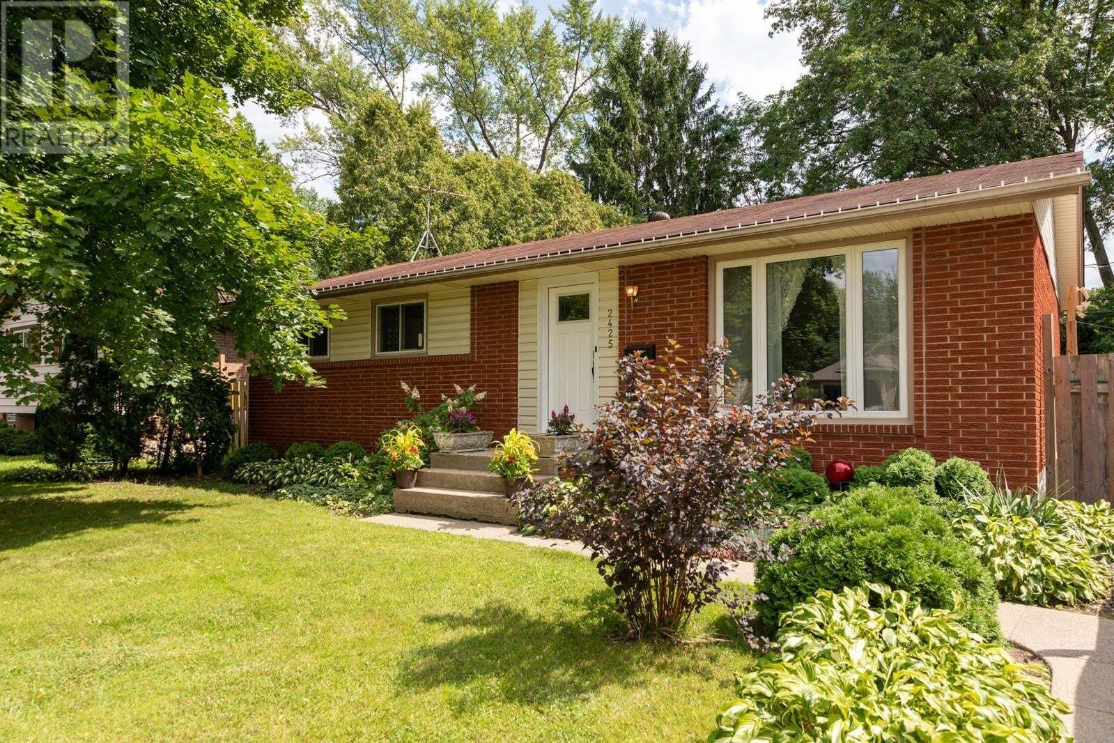 House for sale at 2425 Todd Ln Lasalle Ontario - MLS: 20009541