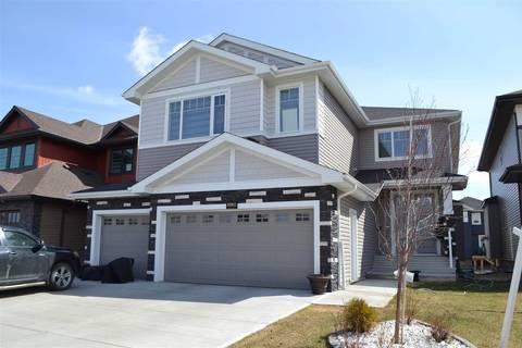 House for sale at 2426 Ashcraft Cres Sw Edmonton Alberta - MLS: E4155449