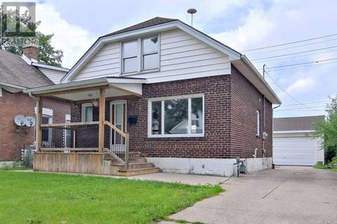 House for sale at 2426 Turner Rd Windsor Ontario - MLS: 19021215