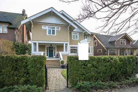 Townhouse for sale at 2426 6th Ave W Vancouver British Columbia - MLS: R2438037