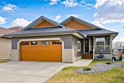 House for sale at 2427 Morris Cres Southeast Airdrie Alberta - MLS: C4232627