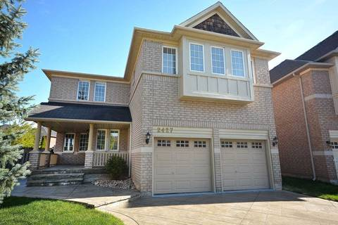 House for rent at 2427 Nichols Dr Oakville Ontario - MLS: W4606150